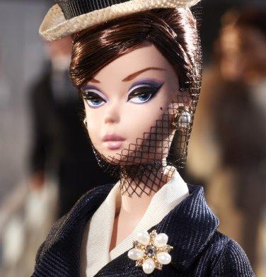 Boater Ensemble Barbie Doll NRFB BFMC Club Exclusive doll