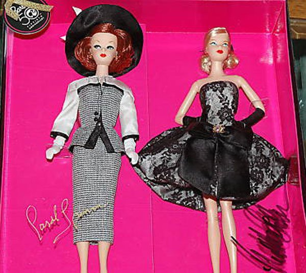 Official BARBIE 2009 CONVENTION  50TH ANNIVERSARY GALA TRIBUTE Set ! NRFB
