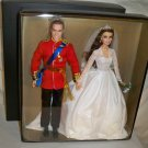 William And Catherine Royal Wedding Giftset NRFB 2012