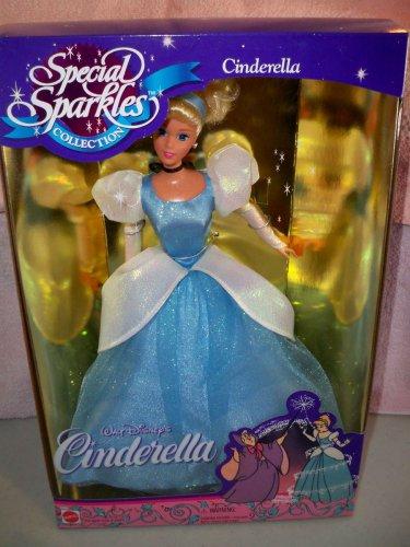 Disney Special Sparkles Cinderella Doll NRFB #12988