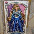 "Disney Store Limited Edition 17"" Sleeping Beauty Aurora Doll Blue Dress NRFB"
