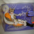 2003 Lounge Kitties Barbie Doll CC #1 NRFB Animal Print Mattel #C2478