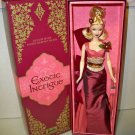 2003 Mattel Exotic Intrigue Barbie Blonde Avon Exclusive NRFB Blond Hair