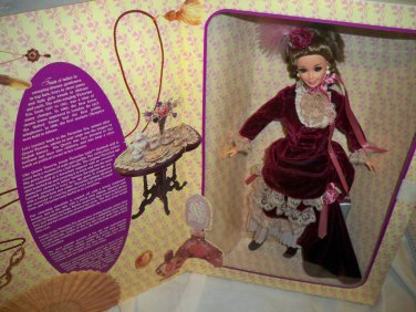 The Great Eras® Collection Victorian Lady� Barbie® Doll World Culture NRFB