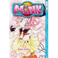 Mink Volume Four Manga