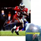 CARNELL WILLIAMS SIGNED BUCCANEERS BUCS 8X10 PHOTO PIC PROOF SIGNING
