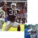ZACK CROKETT SIGNED RAIDERS 8X10 PHOTO PIC PROOF SIGNING
