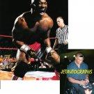 WWE SUPERSTAR SHELTON BENJAMIN SIGNED 8X10 PHOTO PROOF