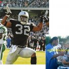 ZACK CROCKETT SIGNED RAIDERS 8X10 PHOTO PIC PROOF