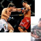 UFC SIGNED FRANK MIR 8X10 PHOTO PIC PROOF SIGNING