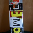 "POWELL ""MAGAZINE LETTERS"" SKATEBOARD DECK"