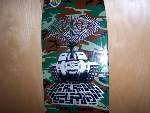 "POWELL ""OLLIE"" SKATEBOARD DECK"