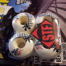 "POWELL ""SHECKLER STF"" WHEELS - 52mm"
