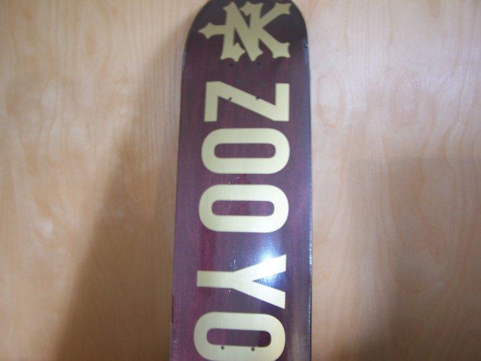 "ZOO YORK ""BLING"" TEAM DECK"
