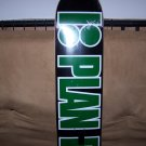 "PLAN B GREEN ""LOGO"" DECK"