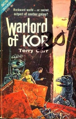 Warlord of Kor by Terry Carr  eBook