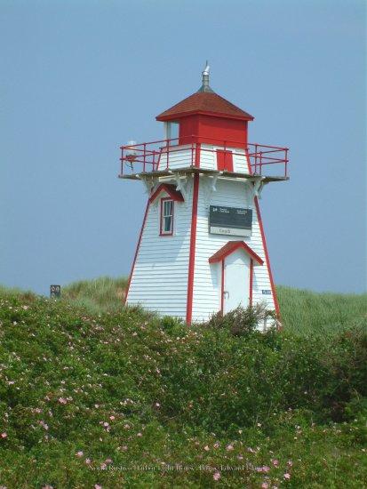 North Rustico Light House,