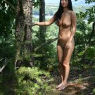 Pocohontas visits the Susquhanna River Valley