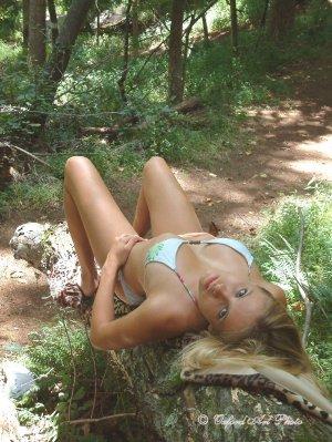 Hot Blond Bikini Doll.....Pin-Up