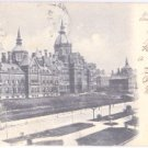 Johns Hopkins Hospital Postcard Baltimore MD 1909