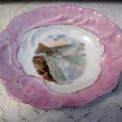 Souvenir China Dish Niagara Falls Prospect Point Made Austria