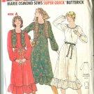 Butterick Misses Pattern 6263 Size 8 Marie Osmond Sews