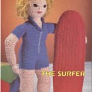 Annies Club Sporting Crochet The Surfer 1983