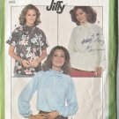 Simplicity 8293  Size 14-16 1977  Misses Jiffy Pullover Blouse