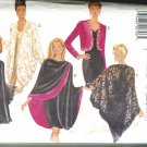 Butterick  3808 Misses All Sizes Cape Shawl & Jacket Uncut