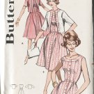 Butterick 9667 Size 16 1/2 One Piece Dress and Jacket 1950's