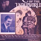 Rose of the Underworld Sheet Music 1922 Edward Marks Music
