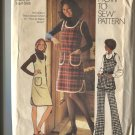 Simplicity Pattern 5207 How To Sew Jumper Tunic Pants Size 18 1/2 Uncut