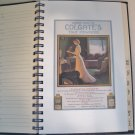 Classic Ad Address Book Colgate Palmolive Illustrated