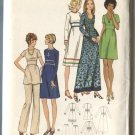 Misses Empire Style Tunic Dress & Pants Size 12 Butterick Misses Unused Pattern 5080 Size  12