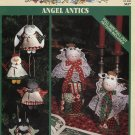 Simplicity Booklet Angel Antics Christmas Angels Ornaments  Decorations