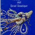 Swirling Pearls and Bead Boutique Booklet