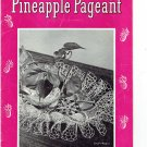 Lot of 3 Vintage Crochet Booklets Pineapple Designs Coats