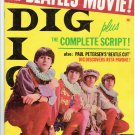 Teen Magazines Dig July 1964 Beatles Centerfold & Tiger Beat