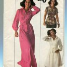 Simplicity 7617 Jiffy Size 16 Dress in 2 Lengths or Top Unused