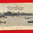 Vintage Postcard - Philadelphia PA Gramps Shipyard c1907 p19