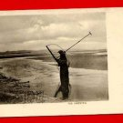 Vintage Postcard - Raphael Tuck - The Seaside Shrimper 78