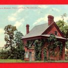 Vintage Postcard - William Penn's Mansion - Fairmount Park, Philadelphia PA 65