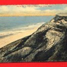 Vintage Postcard - Beach Bluffs at Highland Light, North Truro Cape Cod MA 75