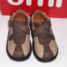 NIB UMI 'Bugaboo' Slip-On  Shoes Toddler Boys Size 5 NEW