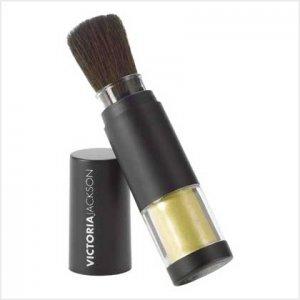 Victoria Jackson Shimmer Powder Brush - Gold
