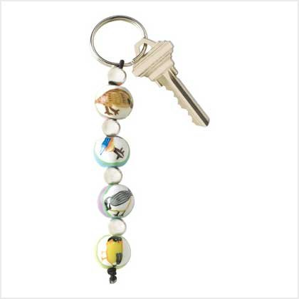 Songbirds Fashion Keychain