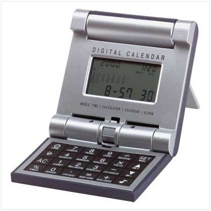 WORLD TIME TRAVEL CALCULATOR