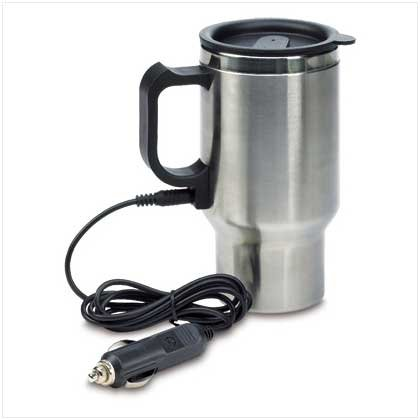 HEATED CAR MUG