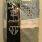 *1 Pack (2 Pair) Mr. Brief by Northern Frontier Brief Canada Size Small