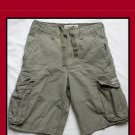 Men's AEROPOSTALE  Twill Utility Cargo Short Spec# A87-06 Size 28